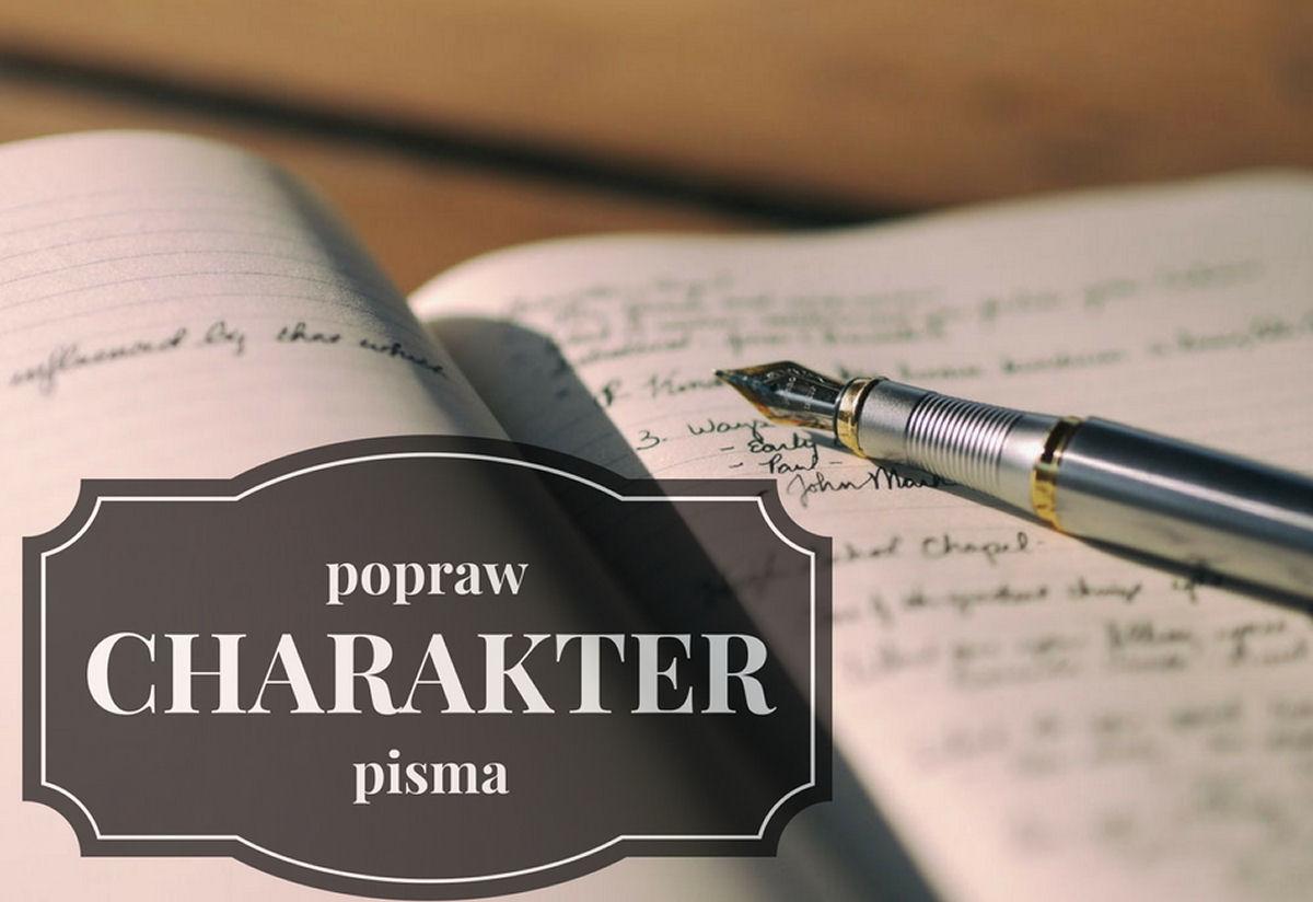sierysuje.pl jak poprawić charakter pisma