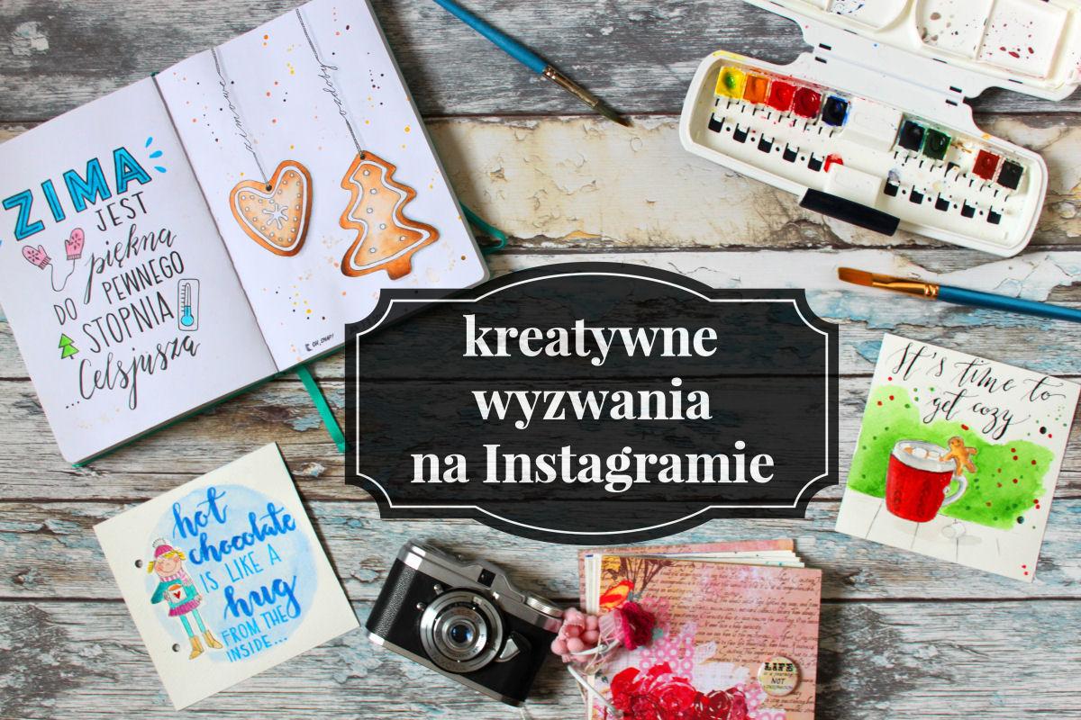 sierysuje.pl wyzwania na Instagramie
