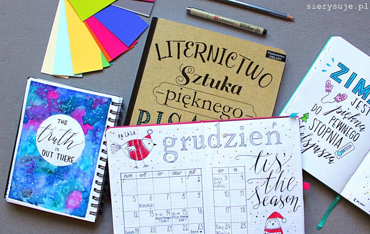 sierysuje.pl hand lettering piękne napisy