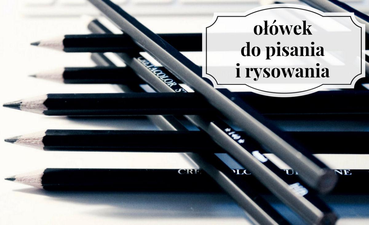 sierysuje.pl ołówek rysowanie pisanie