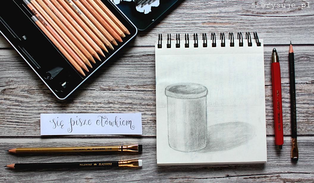 sierysuje.pl ołówek rysowanie szkicowanie