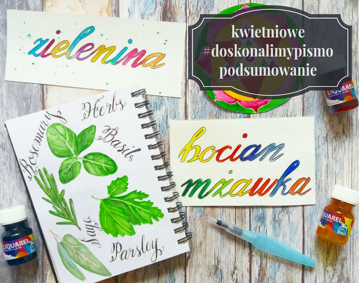 sierysuje.pl #doskonalimypismo wyzwanie