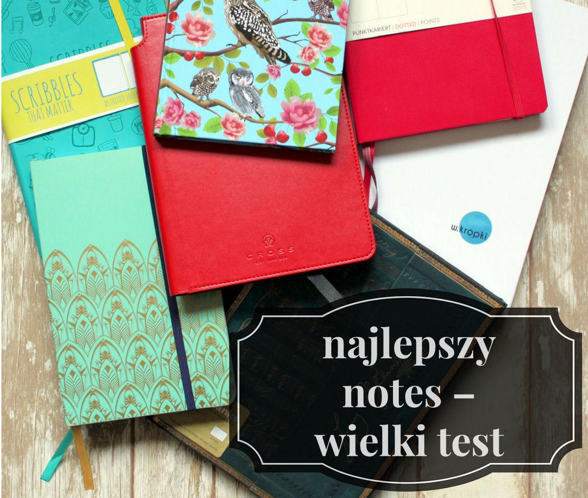 sierysuje.pl najlepszy notes na bullet journal