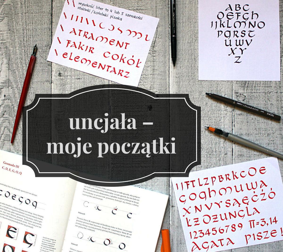 sierysuje.pl blog kaligraficzny