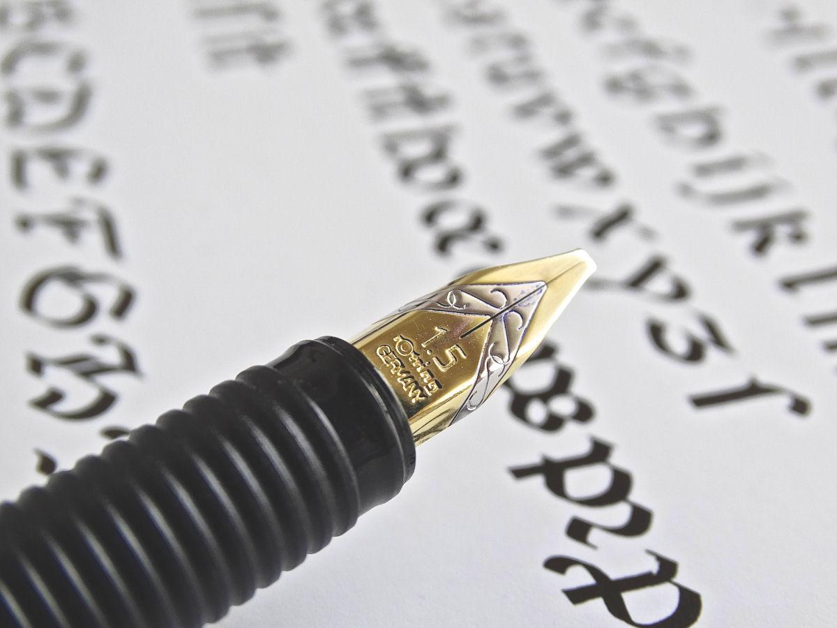 sierysuje.pl blog o kaligrafii