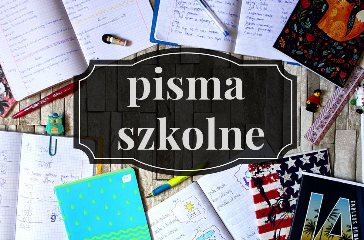 sierysuje.pl blog o kaligrafii pismo odręczne