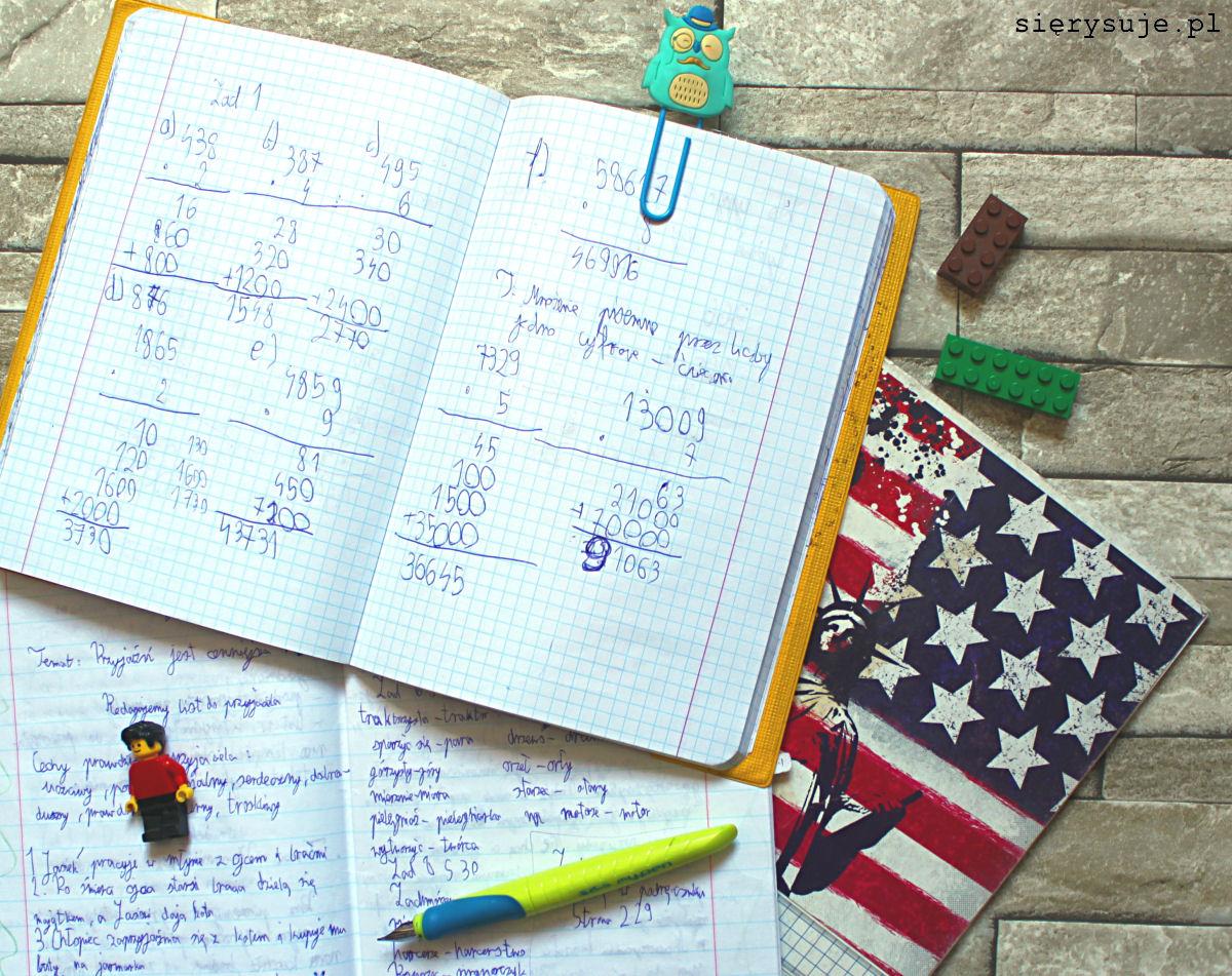 sierysuje.pl pismo szkolne