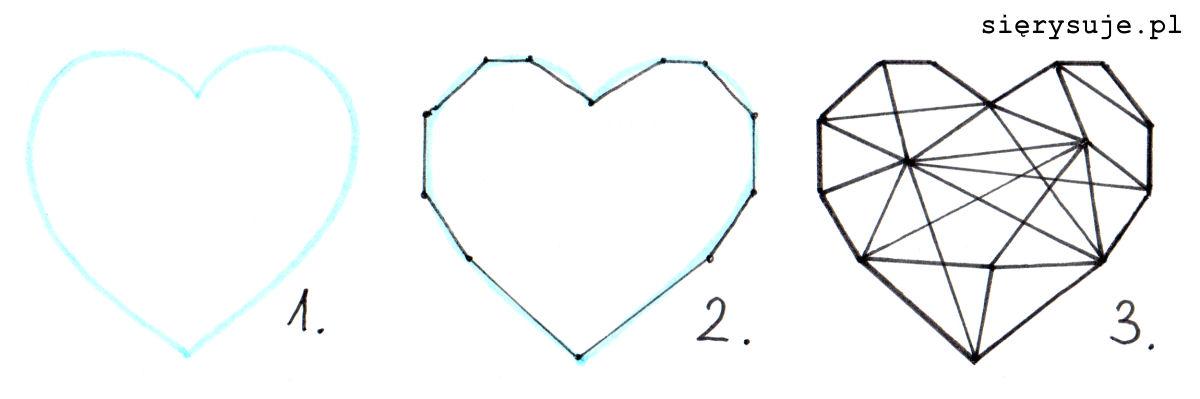 sierysuje.pl rysunek geometryczny tutorial