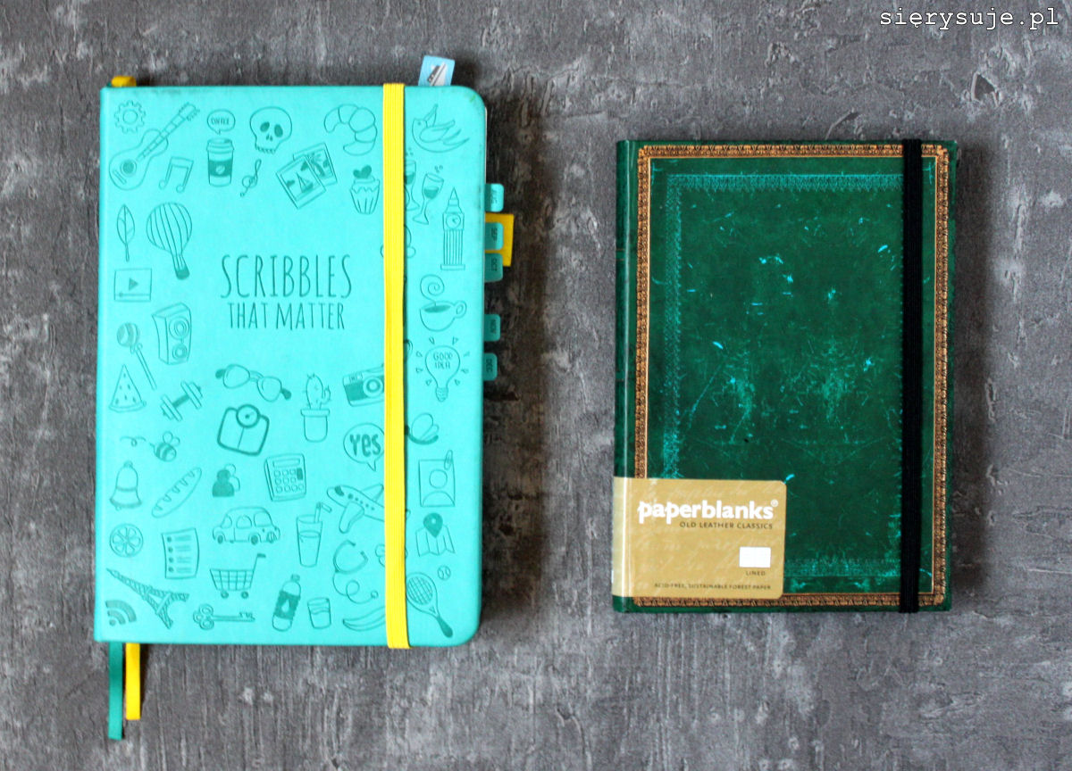 sierysuje.pl bullet journal