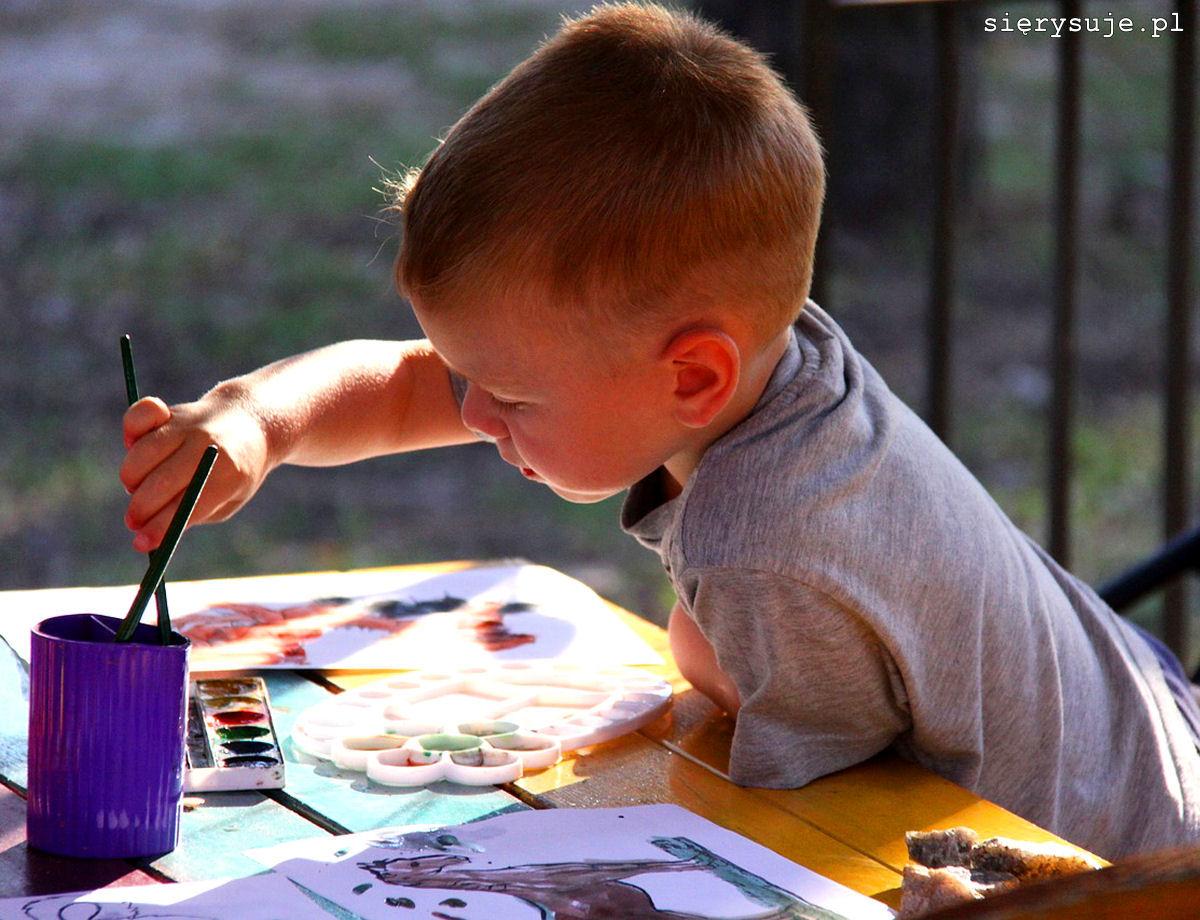 sierysuje.pl jak pomóc dziecku pisać ładniej