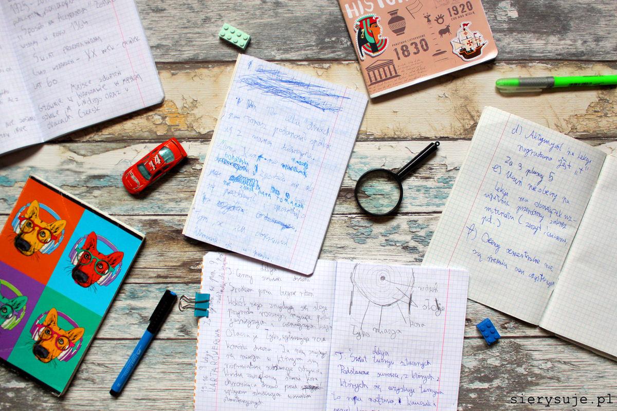 sierysuje.pl jak pomóc dziecku ładniej pisać