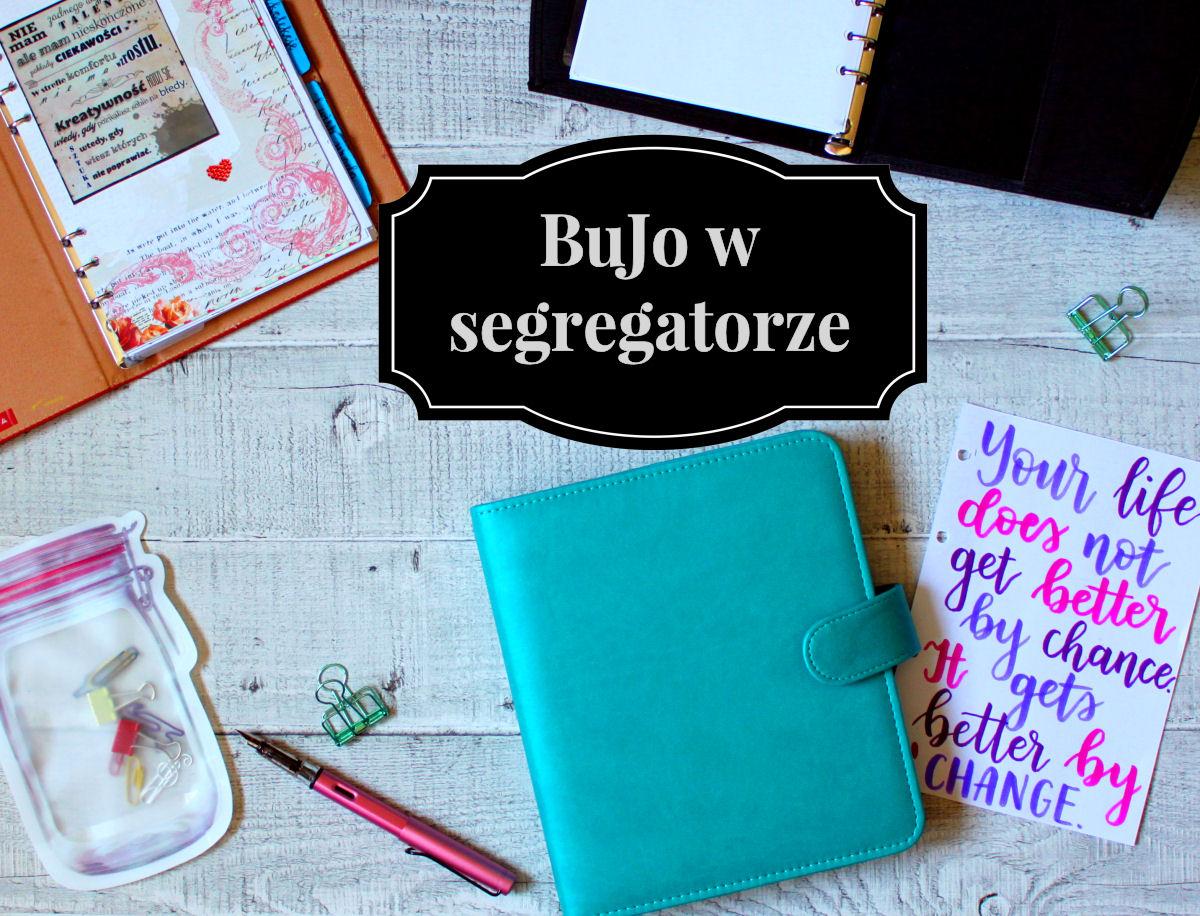 sierysuje.pl segregator Bullet Journal