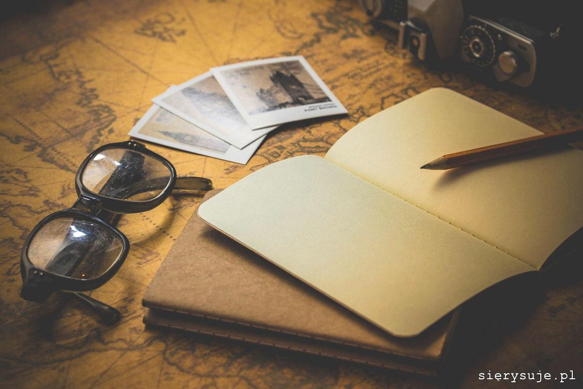 sierysuje.pl travel journal dziennik podróży