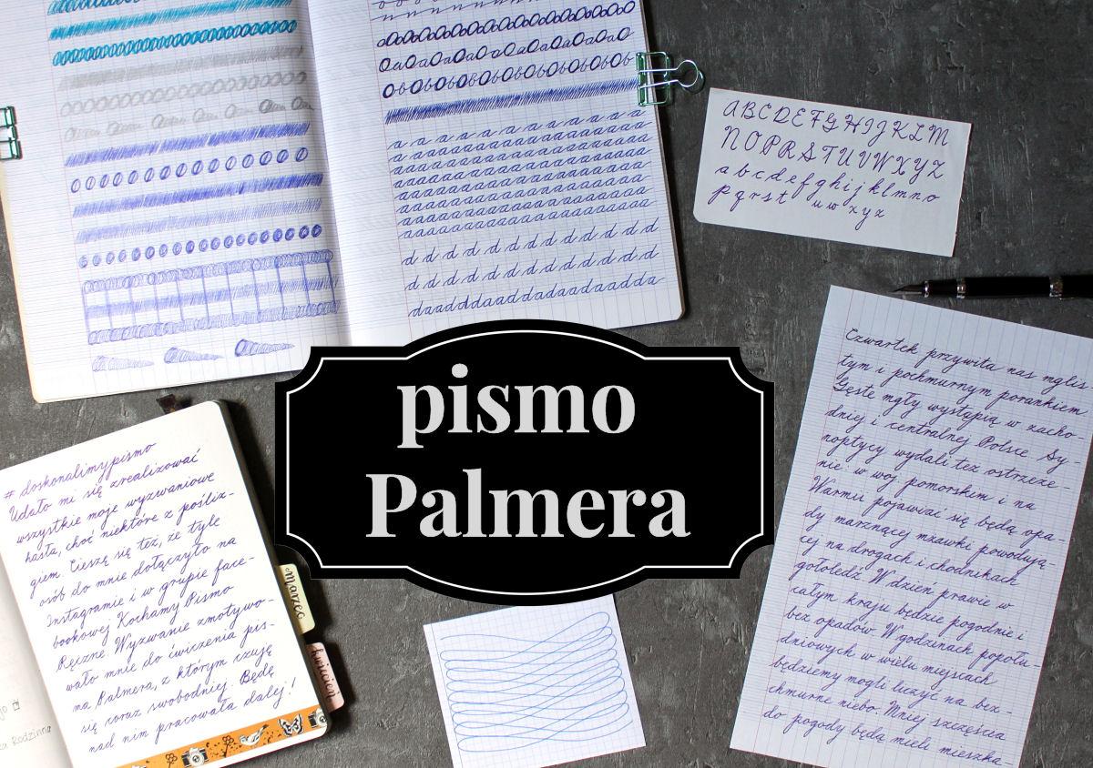 sierysuje.pl pismo Palmera