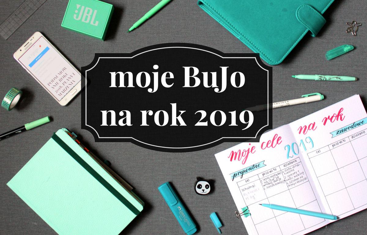 sierysuje.pl bullet journal po polsku rok 2019