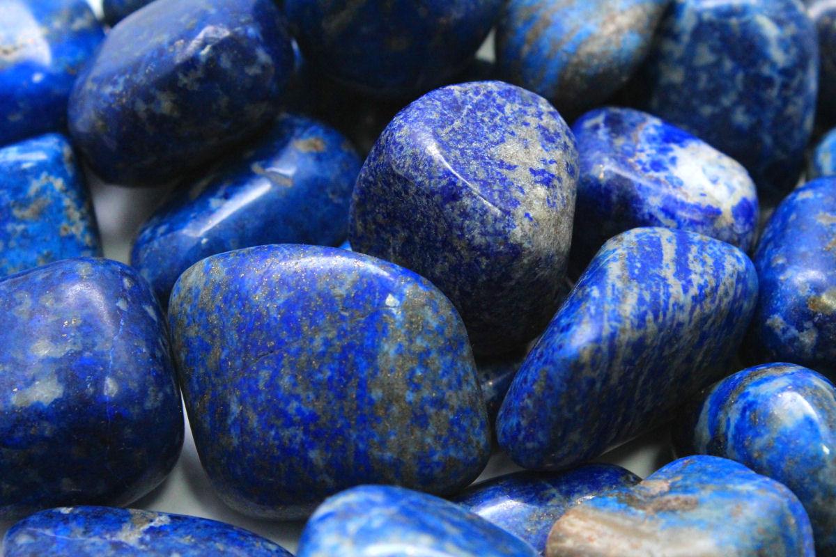 sierysuje.pl pigmenty akwarele ultramaryna lapis lazuli