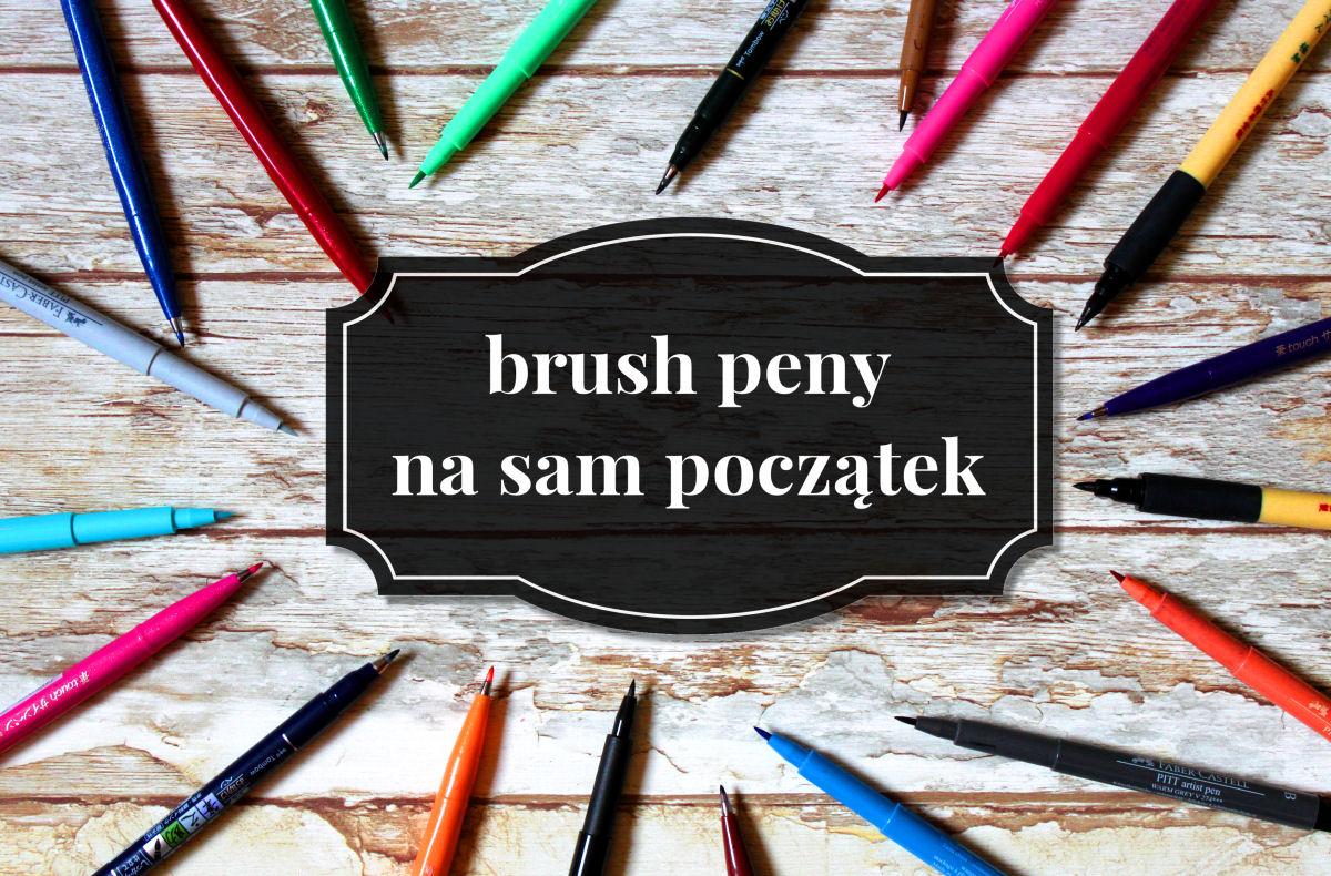 sierysuje.pl brush peny dla początkujących