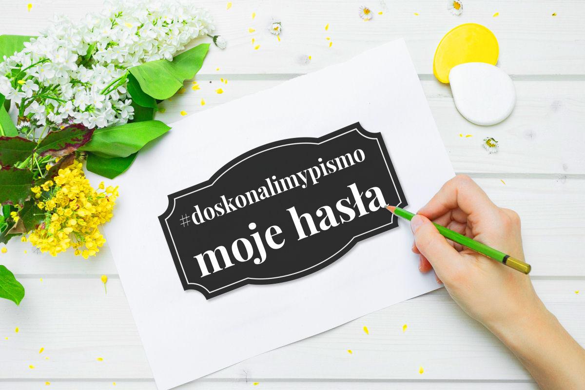 sierysuje.pl wyzwanie #doskonalimypismo handletteringowe cytaty