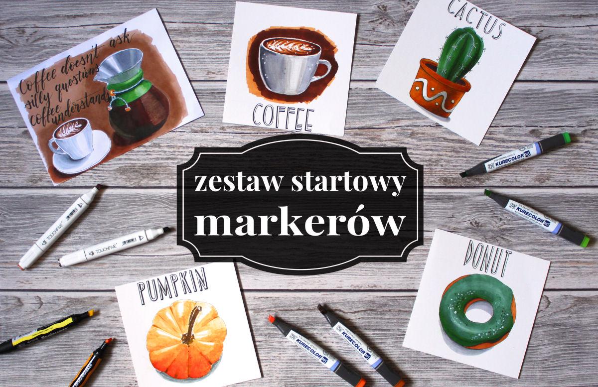 sierysuje.pl ile markerów kupić na początek