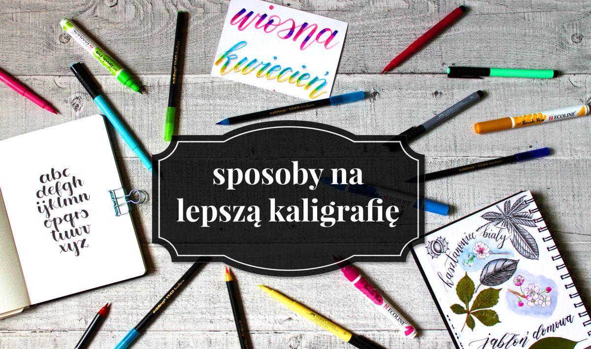 sierysuje.pl brush lettering
