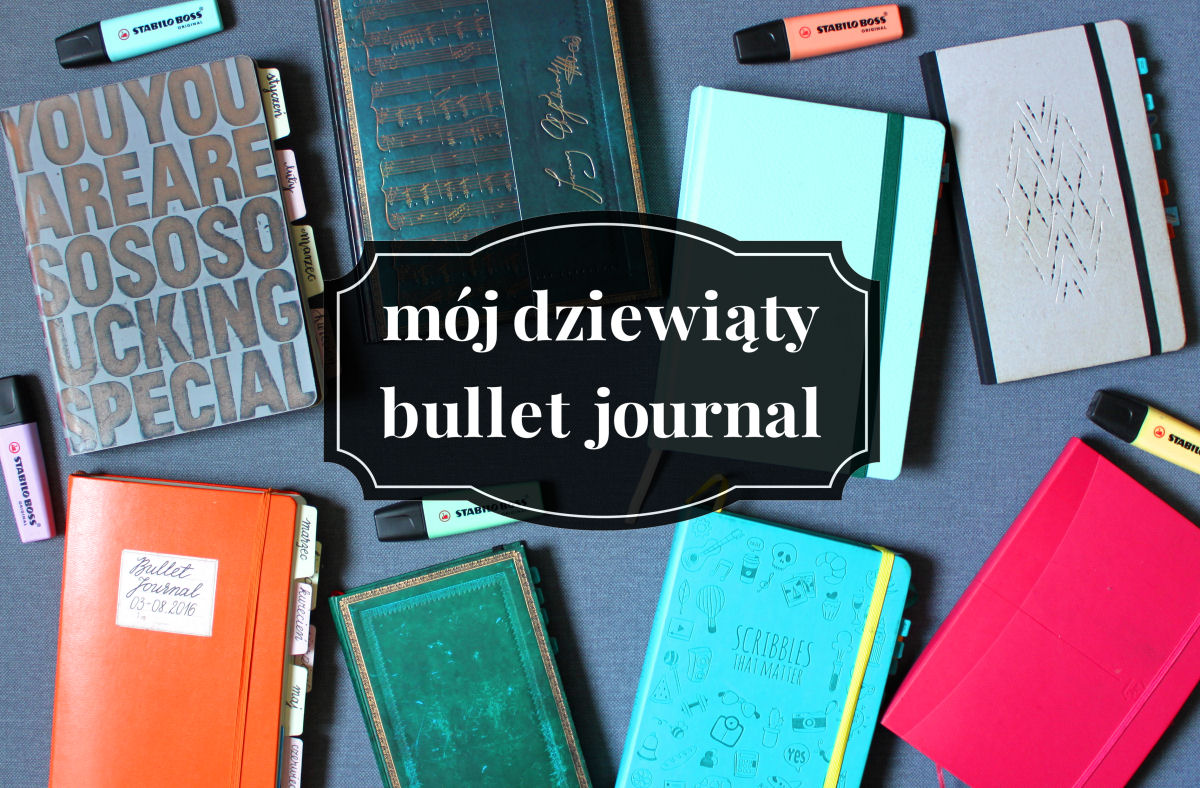 sierysuje.pl bujo bullet journal paperblanks