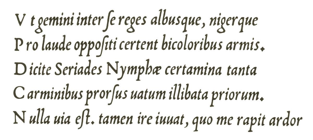 sierysuje.pl italika kaligrafia pismo