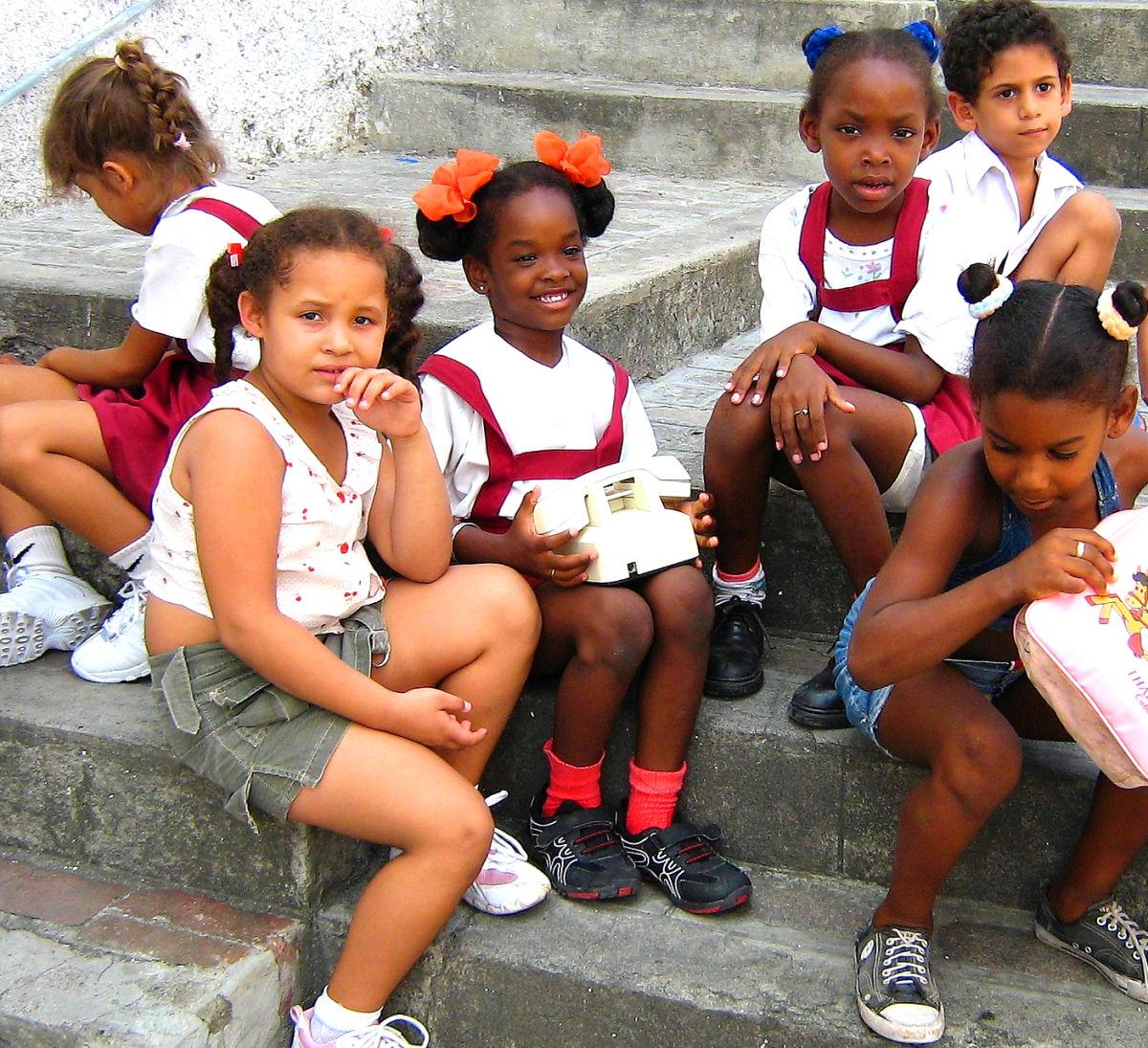 sierysuje.pl pismo szkolne na Kubie kubańskie pismo elementarzowe