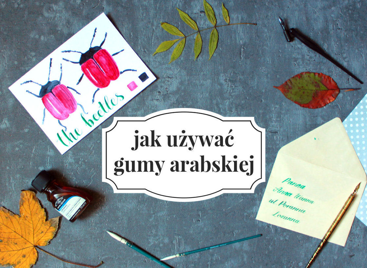 sierysuje.pl guma arabska