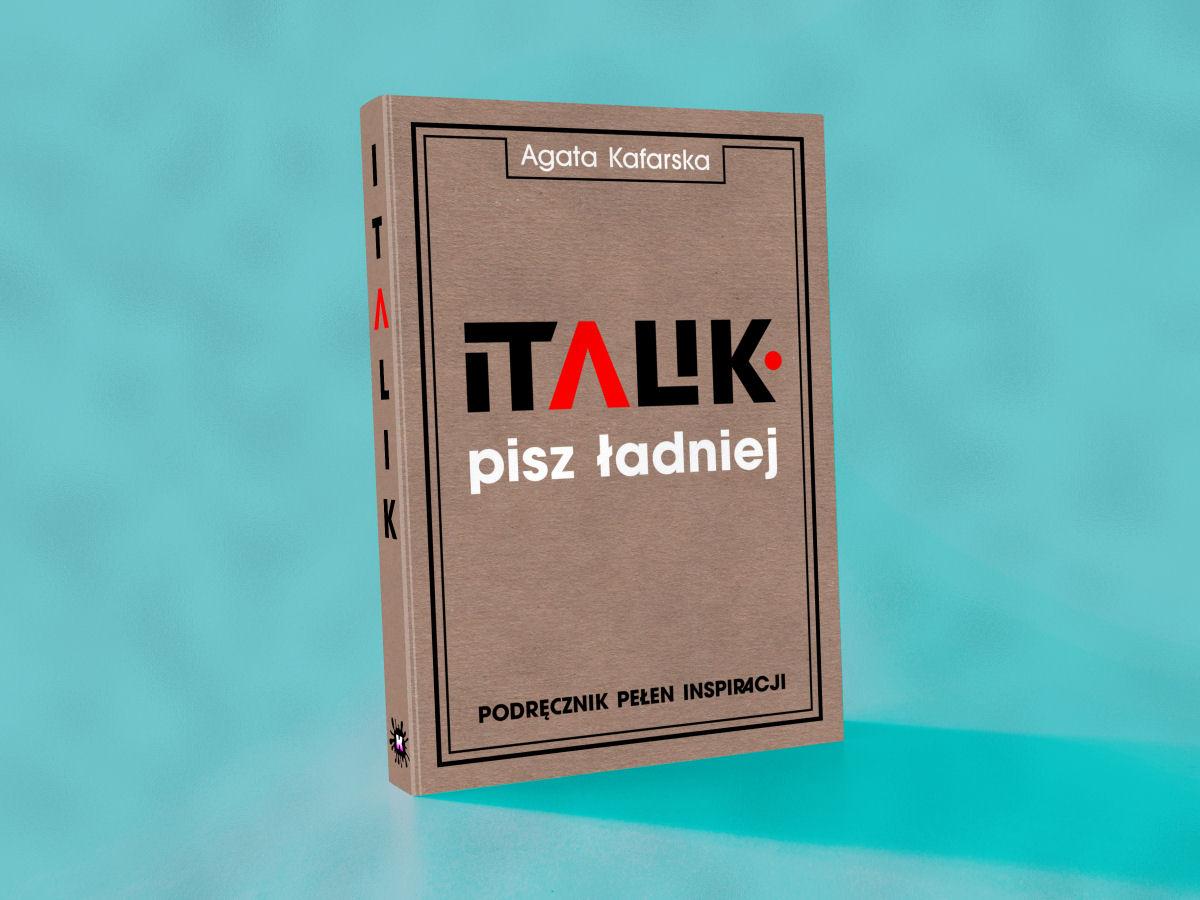 sierysuje.pl Italik. Pisz ładniej podręcznik ładnego pisania Agata Kafarska self-publishing
