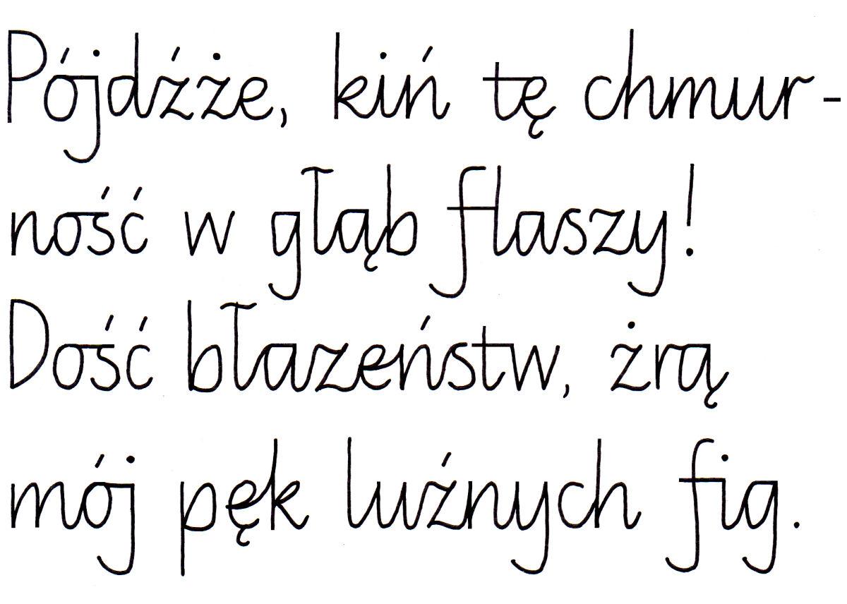 """sierysuje.pl italik ksi ążka """"Italik. Pisz ładniej"""""""