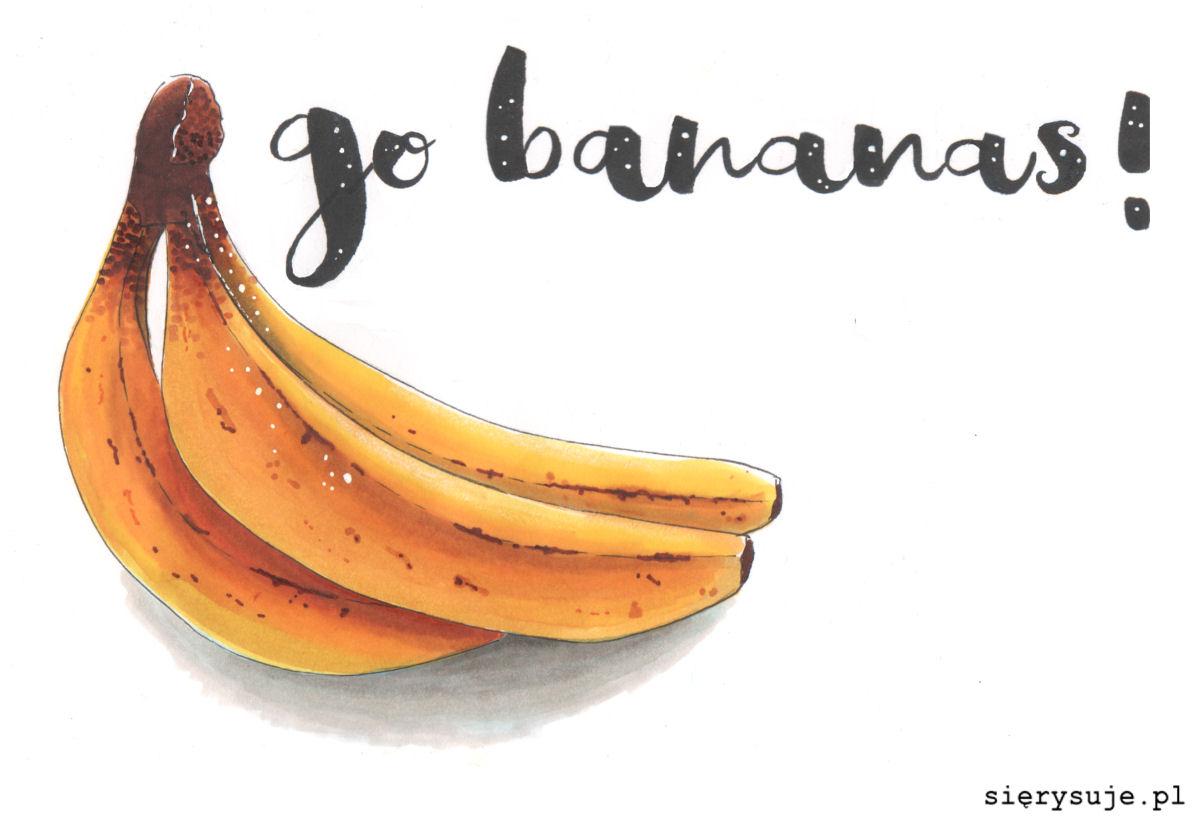 sierysuje.pl markery alkoholowe banany
