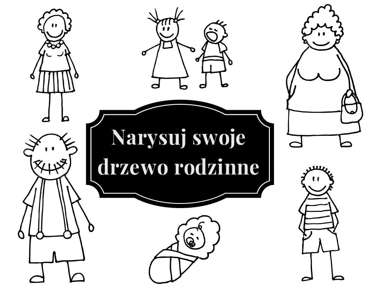 sierysuje.pl jak zrobić drzewo genealogiczne