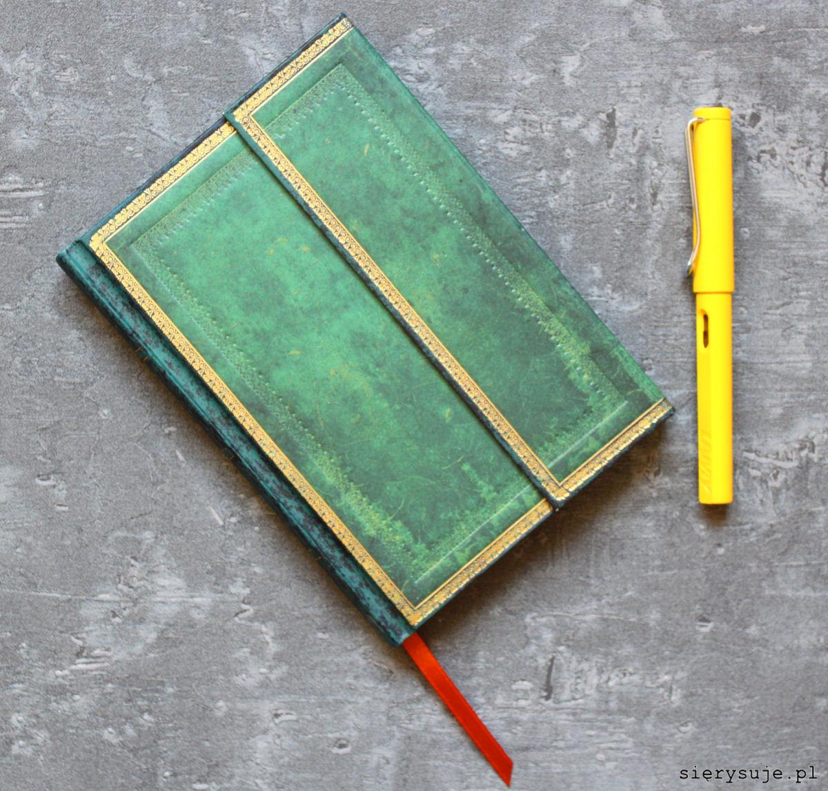 siersyuje.pl bullet journal bujo paperblanks