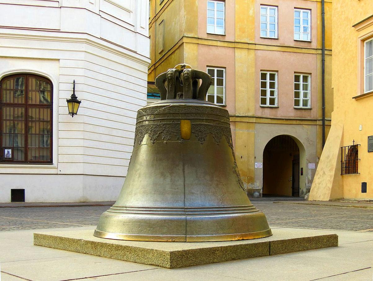 sisryeuje.pl dzwon na ulicy kanonia w warszawie