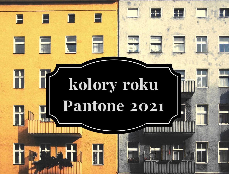 sierysuje.pl kolory roku 2021 pantone