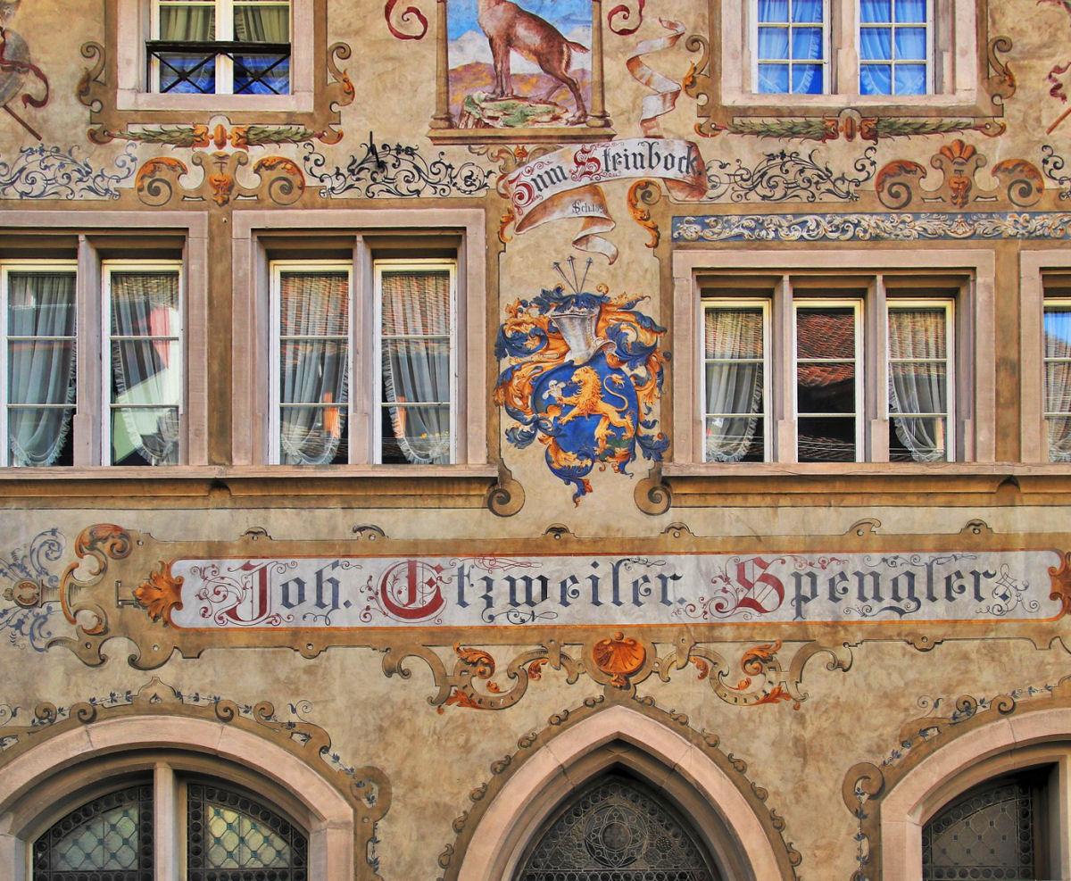 sierysuje.pl pismo gotyckie gotyk