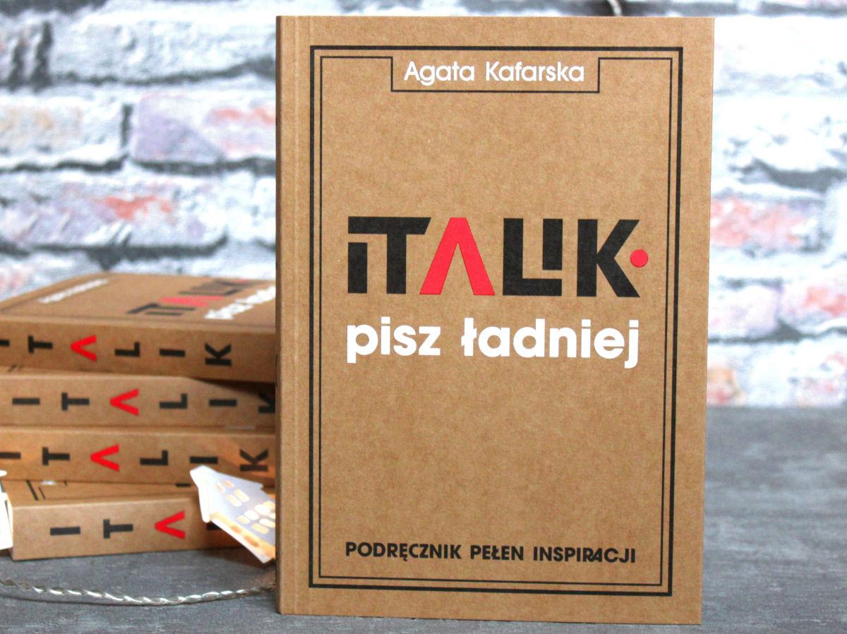 """sierysuje.pl moja książka """"Italik. Pisz ładniej"""""""