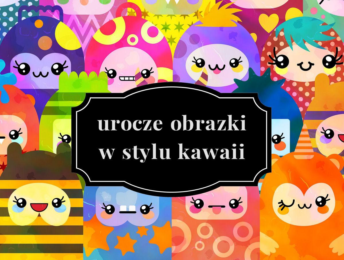 sierysuje.pl rysunki w stylu kawaii
