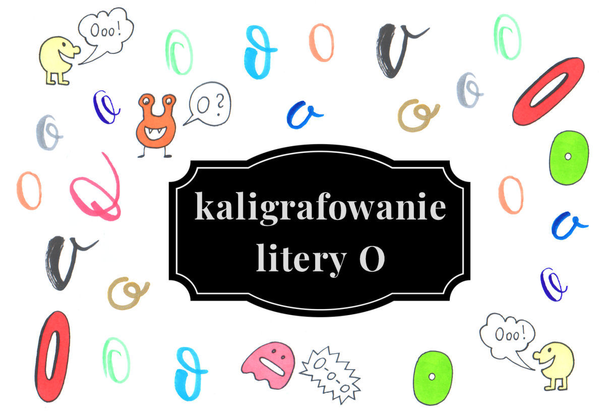 sierysuje.pl kaligrafowanie kaligrafia